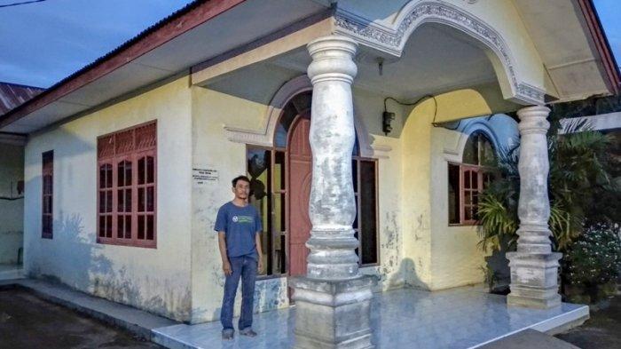 Ini Cerita Sebenarnya Dibalik Rumah Permanen di Dairi Dilabeli Keluarga Miskin Penerima Bantuan