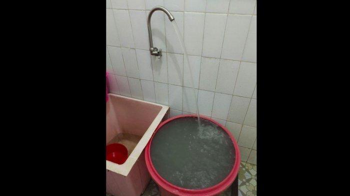 Pelanggan di Tembung Mengeluh Air Bau Parit, Sekretaris PDAM Tirtanadi: Petugas Segera Periksa