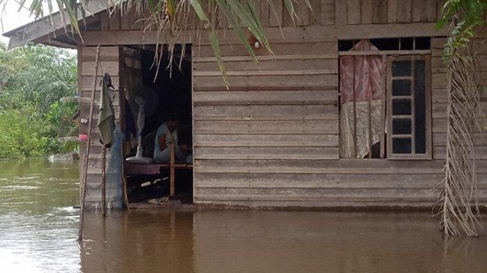 5.934 Jiwa Terdampak Banjir di Kecamatan Simpang Asahan