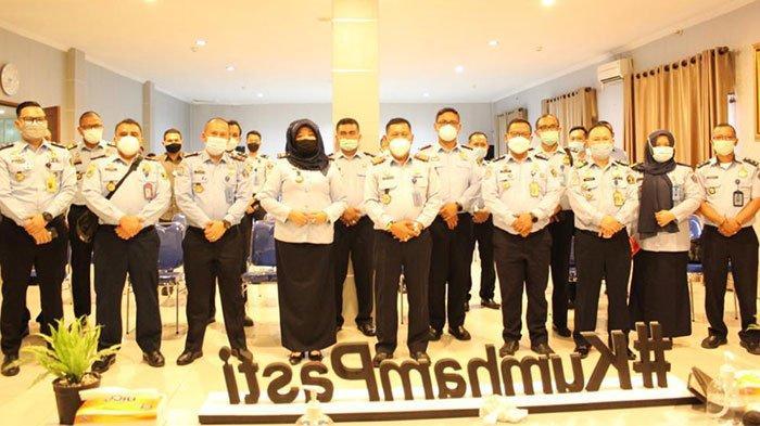 Demi Wujudkan Predikat WBK dan WBBM, Kanwil Kemenkumham Jambi Studi Tiru ke Imigrasi Medan