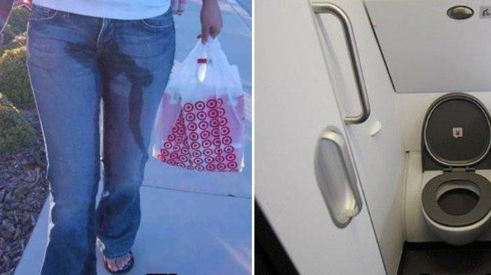 Penumpang Perempuan Ini Terpaksa Kencing di Celana, Tuntut Maskapai Penerbangan yang Tak Ramah