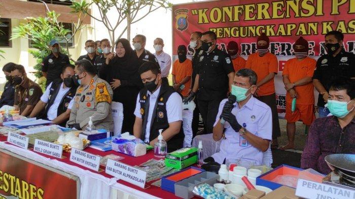 Kepala BNNP Sumut Bilang Ada Tempat Khusus Pemakaian Heroin di Medan, Janji Bakal Babat Pengedar