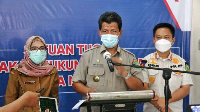 Arjuna Sembiring Beberkan Data Covid-19 di Kota Medan