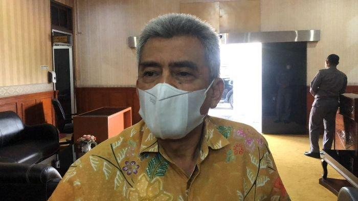 Kepala BPKAD Binjai Tutup Mulut Rapat-rapat Ditanya Pajak 'Mencekik Leher' ke Pedagang Kecil