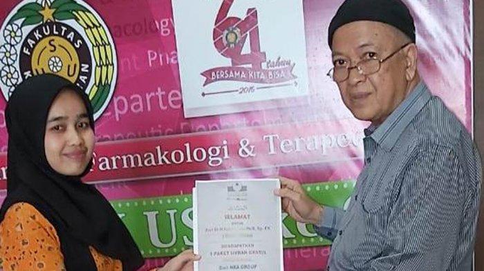 Apresiasi Dokter Tak Mematok Tarif, NRA Tour and Travel Beri Aznan Lelo Umrah Gratis