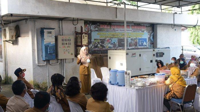 Hari Pertama Kerja, Kadis Kominfo Deli Serdang Ingin Bawa Semangat Baru