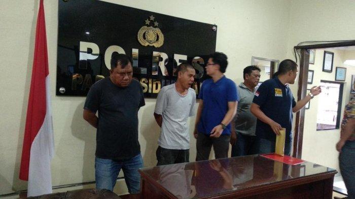 Berkas Kasus Judi Kadis Kominfo Tapsel Belum Dilimpahkan ke Jaksa