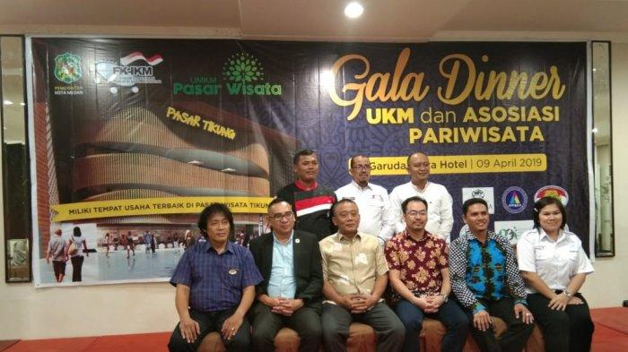 Dinas Pariwisata Ajak Ukm Dan Asosiasi Manfaatkan Pasar Wisata Titi Kuning Tribun Medan