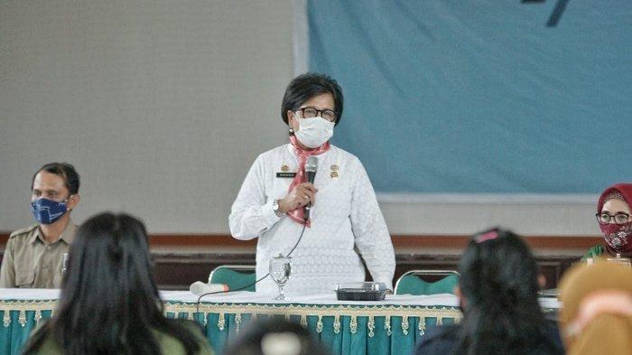 Disnaker Kota Medan Ajak Tenaga Kerja Disiplin Terapkan Protokol Kesehatan