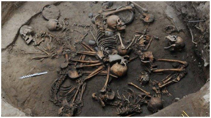 Inilah 3 Cara Penguburan Kuno yang Tak Biasa, Menjalin Mayat-mayat hingga Dikubur secara Berdiri