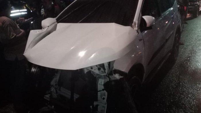Sepekan Dua Kali, KA Lelawangsa Tabrak Mobil di Lintasan Tanpa Plang