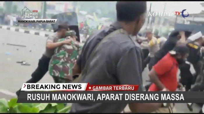 Papua Mencekam, Kerusuhan di Monokwari hingga Kapolda dan Pangdam Dievakuasi
