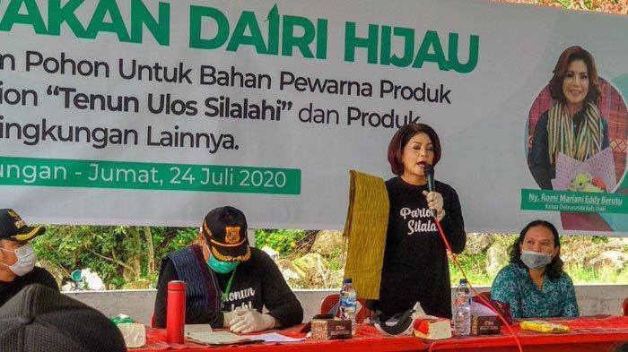 Ulos Silalahi Bakal Jadi Seragam ASN Pemkab Dairi