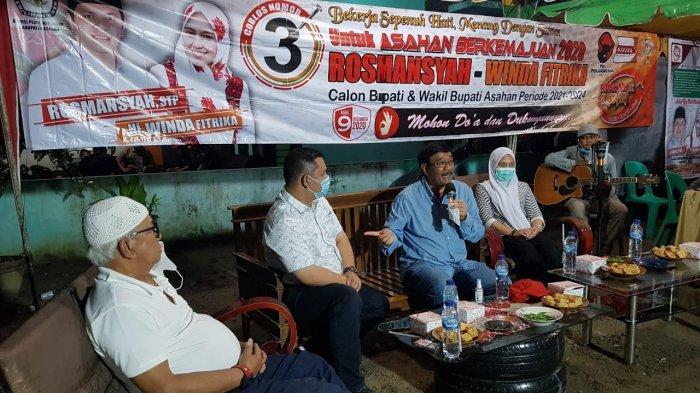 Teringat Guru Honorer, Djarot Saiful Hidayat: Saya Terkadang Menangis Mendengar Honor Mereka