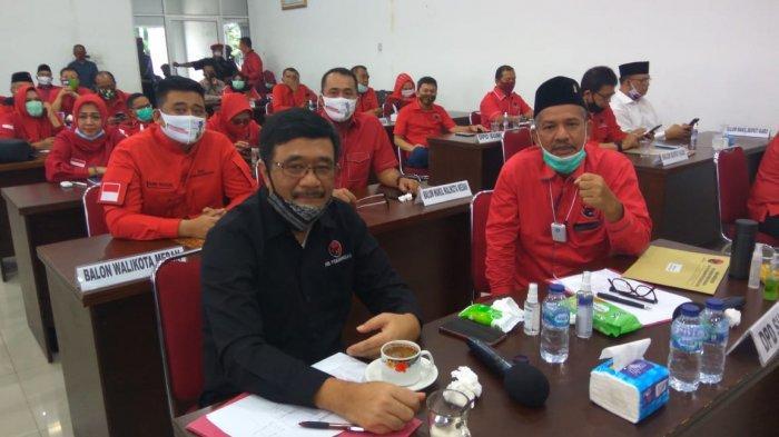 ALASAN Djarot Saiful Hidayat Jagokan Mantu Presiden di Pilkada Medan !