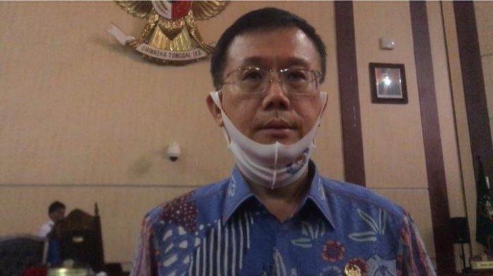 Imlek di Tengah Pandemi, Ketua DPRD Medan Maknai Tahun Kerbau Logam dengan Kesederhanaan