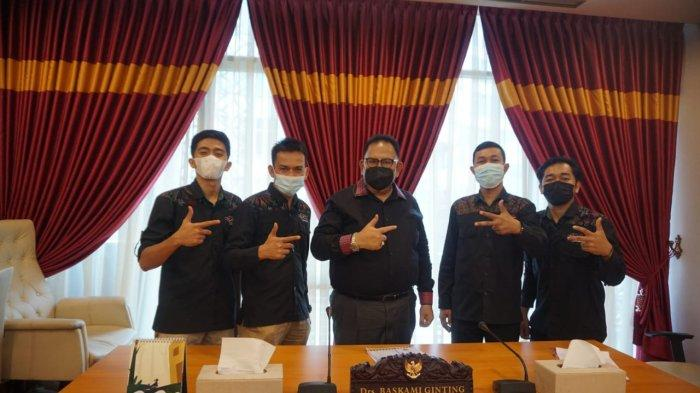 Ingin Lestarikan Olahraga Tradisional Di Sumut, KPOTI Temui Ketua DPRD