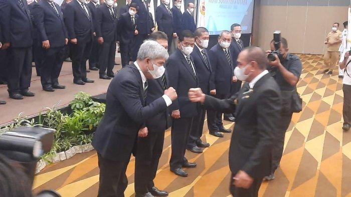 Gubernur Edy Rahmayadi Berharap KONI Bisa Bawa Sumut Raih 5 Besar di PON
