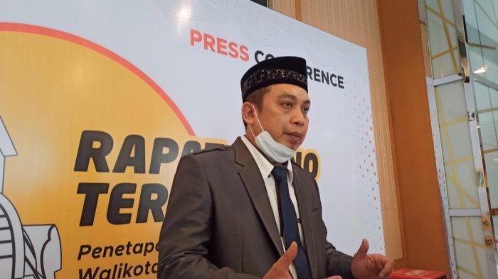 Rapat Pleno Penetapan Wali Kota Terpilih Selesai, KPU Serahkan Berkas ke DPRD Medan
