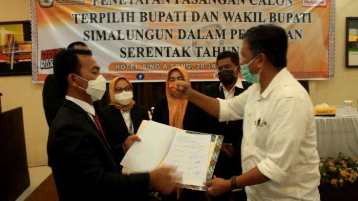 Anggota DPRD Sebut Gaji Tenaga Ahli Bupati Simalungun Tidak Boleh dari APBD