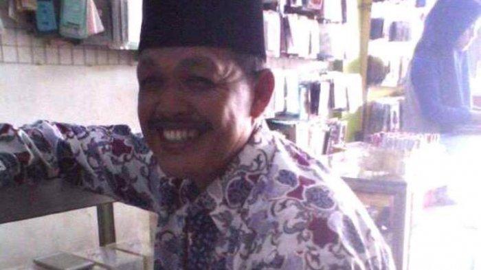 Foto Ketua MUI Labura H Aminurrasyid Aruan semasa hidup.
