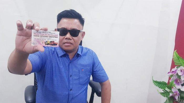 Selain Ketua Paranormal Sumut, Tabib Hendro Saputro Juga Pengusaha Sukses di Bidang Jasa Angkutan