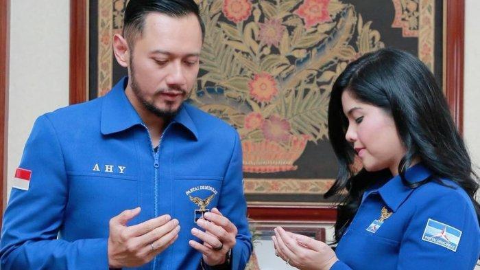 Harta Kekayaan AHY, Pangeran Cikeas, Cintanya Bersama Annisa Pohan Bersemi di Cianjur