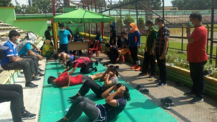 Persiapan PON 2024, Sebanyak 375 Atlet Medan Lakukan Tes Kesehatan