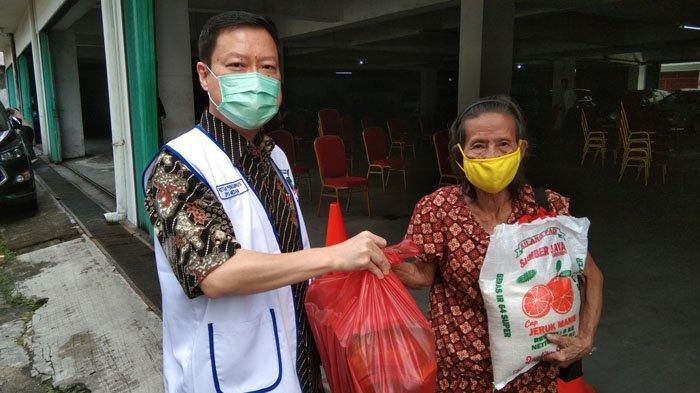 Jelang Imlek, Perkumpulan Teo Chew MedanBerbagi Kasih