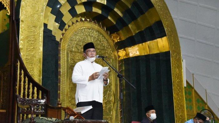 Wabup Deli Serdang Hadiri Tasyakuran Sambut HUT ke-75 Kabupaten Deli Serdang