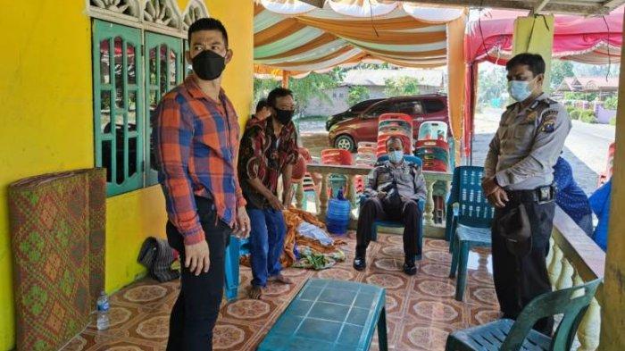 Diduga Langgar Prokes di Masa PPKM Mikro, Polsek Teluk Mengkudu Amankan Pemilik Hajatan Nikah
