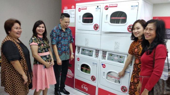 The Daily Wash Laundromat Hadirkan Laundry Hemat dan Cepat