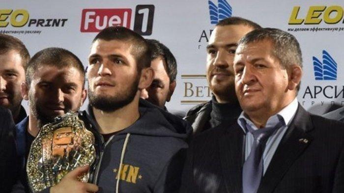 Khabib Nurmagomedov Petarung Gaji Tertinggi di UFC, Ini 5 Rekor Edan yang Dipecahkannya