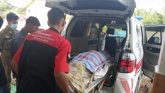 Khairil Anwar Tewas Tertabrak Kereta Api Setelah Antar Rekan Kerja