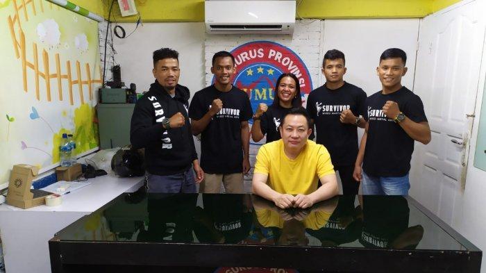 Empat Kickboxer Sumut Siap Tarung di Ajang MMA