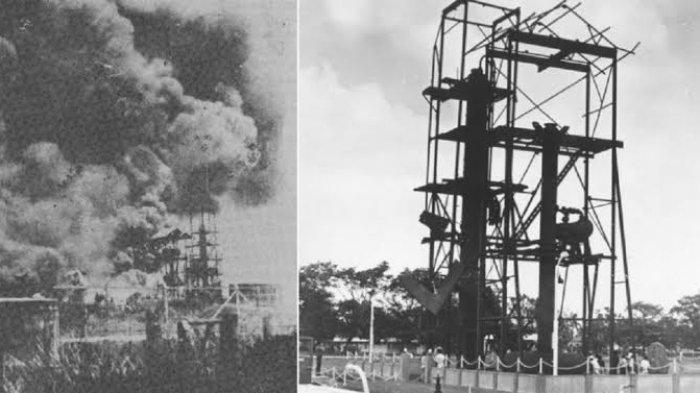 Sejarah Kilang Minyak Pangkalan Brandan, Jadi Saksi Perlawanan Rakyat terhadap Kolonial Belanda