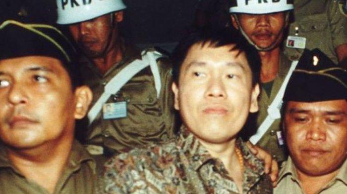 KISAH EDDY TANSIL Tan Tjoe Hong, Koruptor Kelas Kakap Paling Sulit Dicari, Bawa Kabur Anak dan Istri