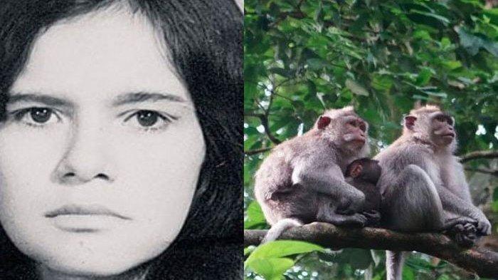 Kisah Marina, Seorang Gadis yang Diasuh Kawanan Kera Lalu Dijadikan Budak Seks Setelah Diselamatkan