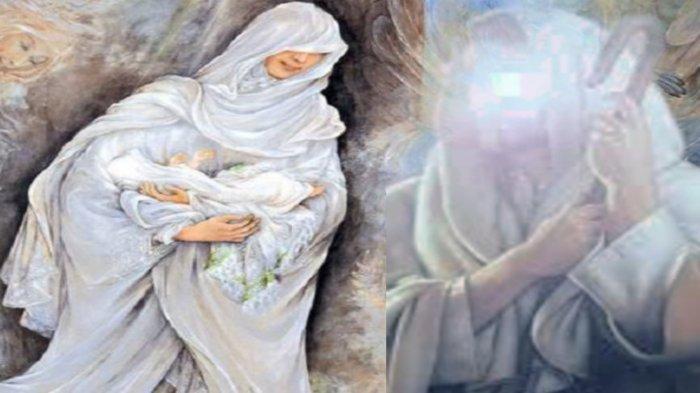 Mengapa Nabi Isa Dilahirkan Tanpa Ayah, Terjawab di Al Quran, Lengkap Kisah Hidup Ibunya Maryam