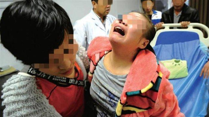 Kisah Pilu, Ibu Pukul Anak hingga Cedera Otak, Gak Disangka Sang Bocah Meninggal di Rumah Sakit