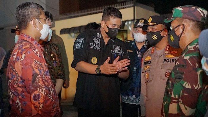 Beri Contoh Langsung Disiplin Hadapi Covid-19, Bobby Nasution Jadi Teladan