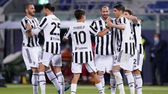Juventus Lupakan Mimpi Juara Liga Champions, AC Milan dan Inter Milan Berbenah di Liga Italia