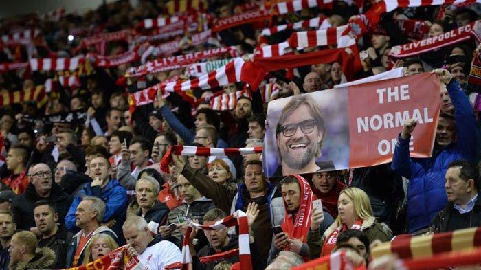 SIARAN LANGSUNG Link Live Streaming Liverpool vs Everton, Live Liga Inggris, Prediksi Susunan Pemain