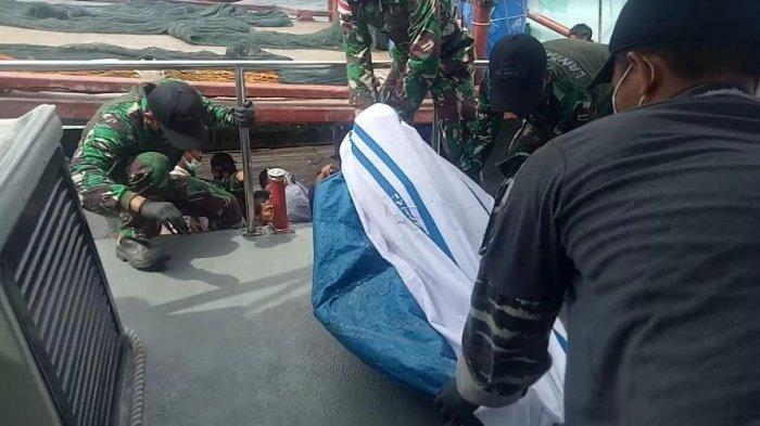 KAPAL KM United Terbakar, Dua ABK Ditemukan dalam Keadaan Meninggal Dunia