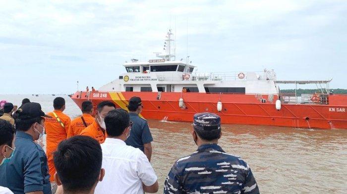 Kapal Negara SAR Sanjaya Tiba di Tanjungbalai, Kecanggihannya Diharap Bantu Penanggulangan Bencana