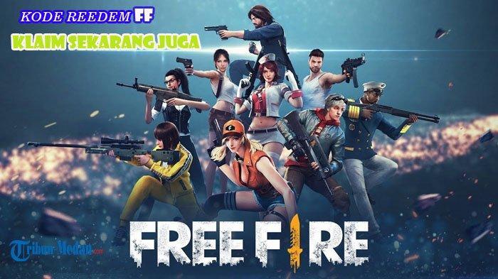Kode Reedem Free Fire Bulan Oktober 2021: Skin CR 7 Sudah Tersedia, Segera Dapatkan di Sini