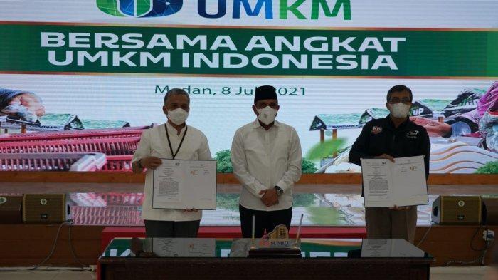 Kolaborasi Bank Sumut dan ACT, Hadirkan Program Gerakan Wakaf Sumatera Utara