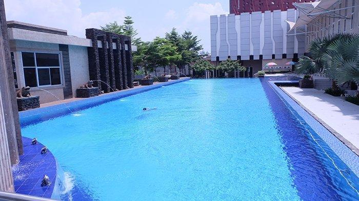 Gratis Berenang dan Badminton Sebulan Sekali di Mutiara Palace Club House