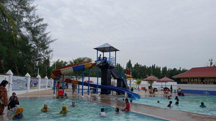 Kolam Renang Bintang Johor, Dilengkapi Berbagai Fasilitas, Cocok untuk Liburan dengan Keluarga