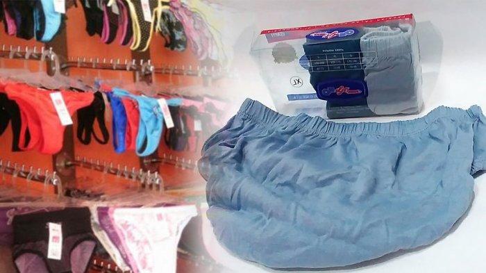 Klaim Tanpa Perlu Dicuci Meski Berhari-hari Dipakai, Begini Penampakan Celana Dalam Seumur Hidup